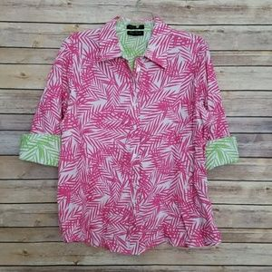 FOXCROFT Button Down 14W